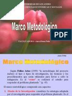 METODOLOGIA 1 Marco Metodológico