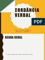 concordancia-verbal