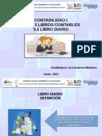 Tema 3 contabilidad Libros Consolidado