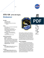 Nasa Facts STS-126