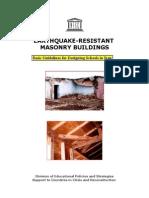 EQ resistant masonry