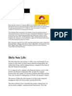 Birla Sun Life Insurance Company (1)