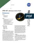 Nasa Facts STS-127