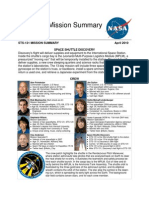 STS-131 Mission Summary