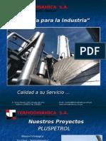 Tecnologia para la industria