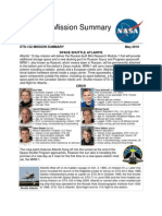 STS-132 Mission Summary