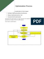 Site Optimization Process