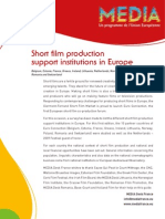 European Short Film Funding