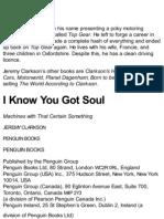 I know you got soul_ machines with that - Jeremy Clarkson