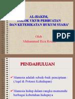 MENGENAL SYARIAH ISLAM