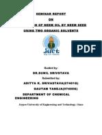 report on neem