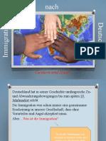 Immigration nach Deutschland