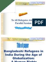 Bangladeshi Refugees