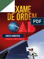 DIREITO AMBIENTAL INTRODUÇÃO AO DIREITO AMBIENTAL-introducao-ao-direito-ambiental