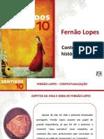 Fernão Lopes - Contextualização Histórico-literária