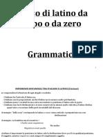 GRAMMATICA-COMPLETA