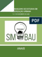 Anais SIMBAU 2020