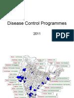 Disease Control Programmes 2011