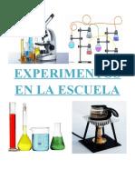 1 Experimentos en La Escuela