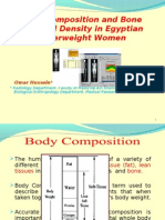 Body Composition and BMD in Egyptian 222 Final