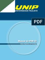 Manual do PIM III