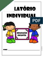 Relatório Educação Infantil