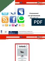 Promuoversi online e sviluppare il personal branding con i social network