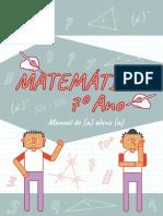 Manual Matemática 7º Ano Digital