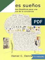 Dulces suenos - Daniel Dennett