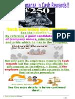 Employee referral scheme - cite hr
