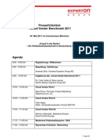 Experton_ Cloud Vendor Benchmark 2011_Agenda Press Event_150411_final