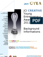 JCI Creative Young Entrepreneur Award 2011