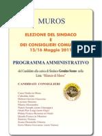 PROGRAMMA_INTEGRALE RILANCIO DI MUROS