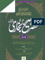 Mukhtasar Saheeh Bukhari(Urdu)-2