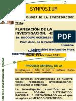 PLANEACIÓN DE LA INVESTIGACIÓN -ETAPAS-1