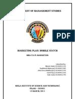 Mobile_Watch-Marketing_Plan