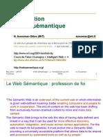 WebSemantique1-2007