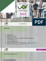 UOF - Session Pour Les Étudiants Internationaux (02.06.2021)
