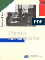 Tanz Auf Dem Vulkan - Literatur Und Buchkultur (1994)