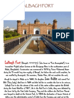 1.1 LALBAGH FORT pic only