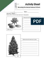 ActivitySheet