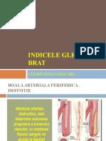 INDICELE GLEZNA - BRAT
