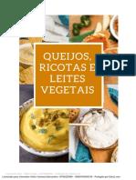 Novo e Book de Queijos e Ricotas Veganas 2