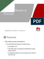 WCDMA Handover Principle