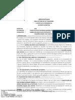 s.a.c Aportes No Dineracion Con Representacion