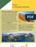 The Darwin Initiative - Achievements in Overseas Territories