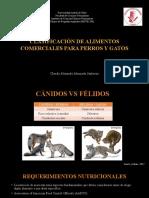 Ahumada Claudio - HOVE 296 - Clasificación Alimentos Comerciales