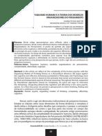 Aula 3 - O psiquismo humano e a teoria dos Modelos Organizadores do Pensamento