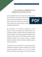 02IntroduccionALaEconomiaCircular_18_Declaración de Valladolid_2021