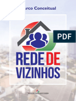Marco Conceitual Rede de Vizinhos PMSC 2016